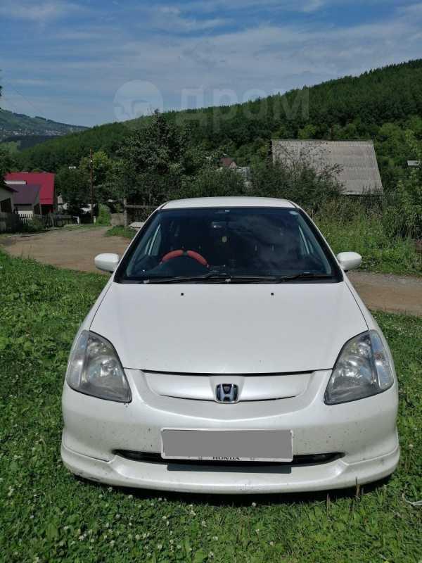 Honda Civic, 2002 год, 265 000 руб.