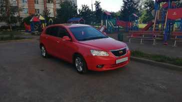 Казань Emgrand EC7 2012