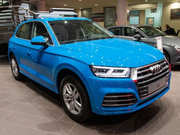 Audi Q5, 2020 год, 3 404 000 руб.