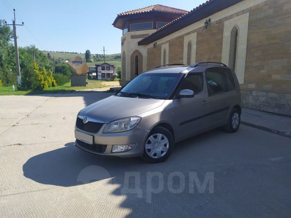 Skoda Roomster, 2011 год, 368 000 руб.