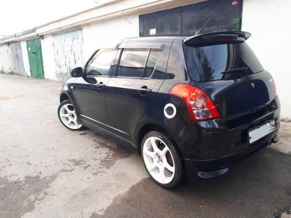 Suzuki Swift, 2008 год, 350 000 руб.