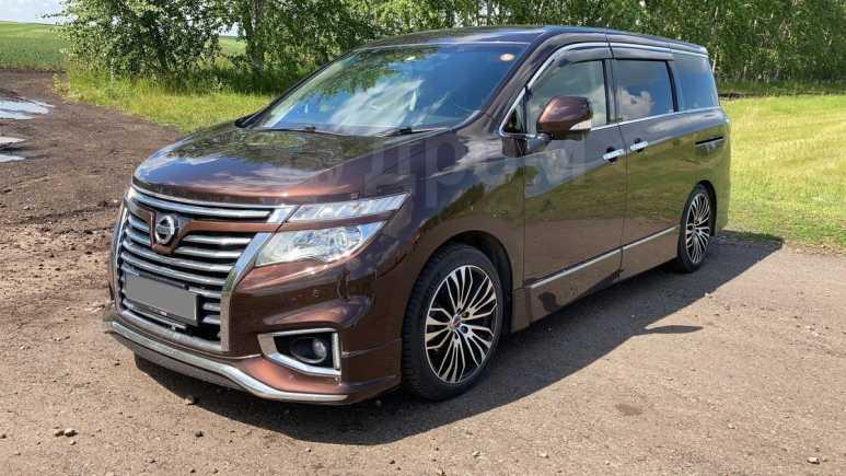 Nissan Elgrand, 2014 год, 2 190 000 руб.