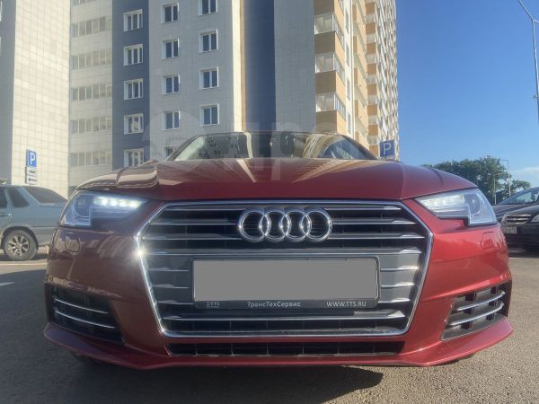 Audi A4, 2015 год, 1 219 000 руб.