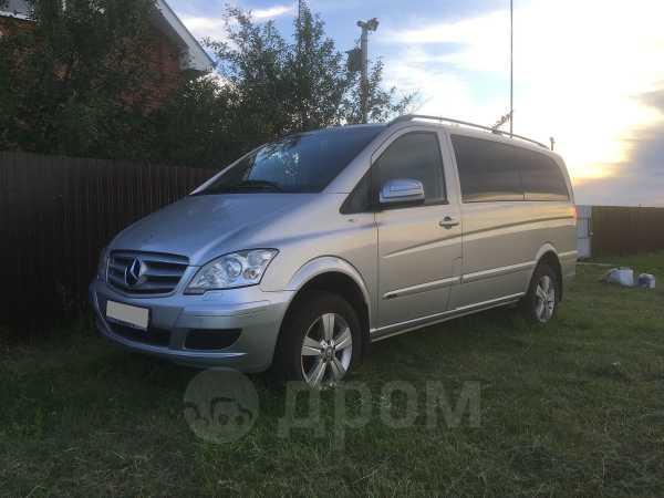 Mercedes-Benz Viano, 2012 год, 1 600 000 руб.