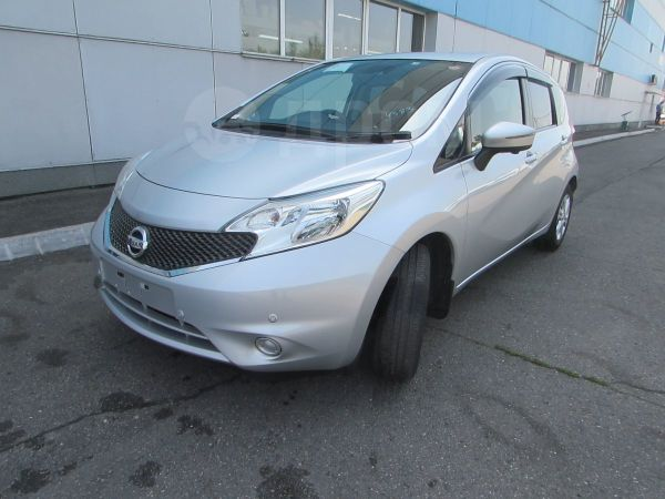 Nissan Note, 2015 год, 585 000 руб.