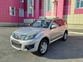 Омск Hover H3 2012