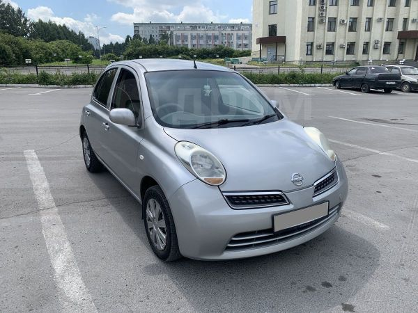 Nissan March, 2009 год, 259 000 руб.