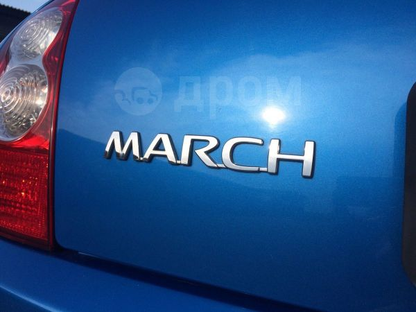 Nissan March, 2010 год, 390 000 руб.