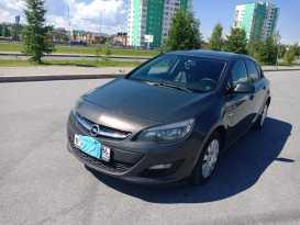 Ханты-Мансийск Astra 2013