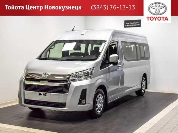 Toyota Hiace, 2020 год, 3 061 000 руб.