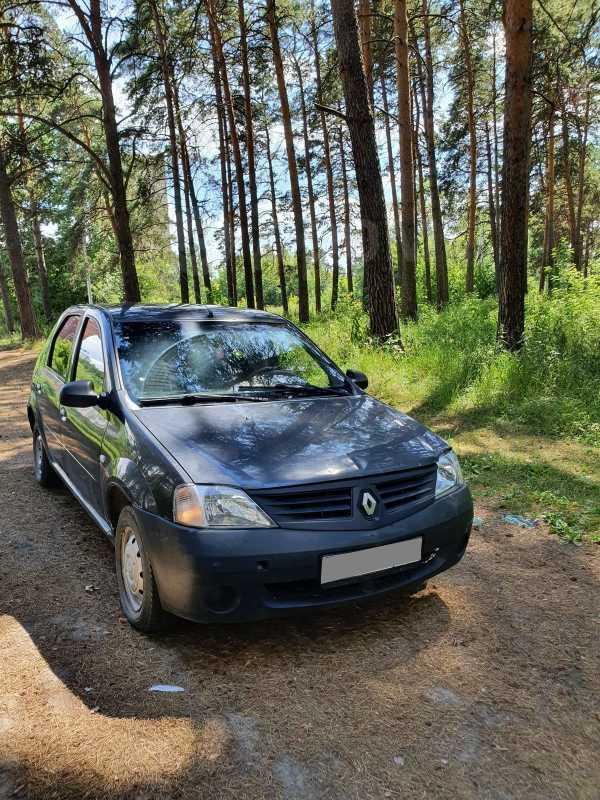 Renault Logan, 2007 год, 99 000 руб.