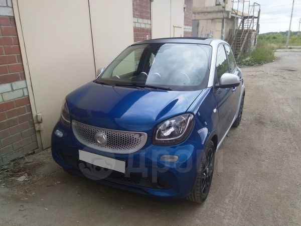 Smart Forfour, 2015 год, 760 000 руб.