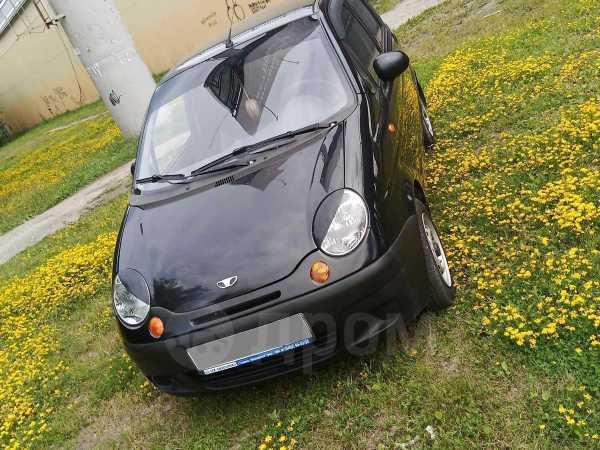 Daewoo Matiz, 2012 год, 160 888 руб.
