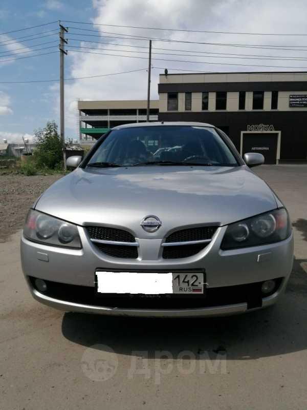 Nissan Almera, 2003 год, 260 000 руб.