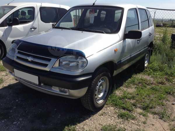 Chevrolet Niva, 2006 год, 187 000 руб.