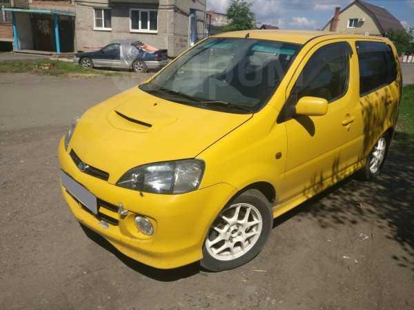 Daihatsu YRV, 2002 год, 225 000 руб.
