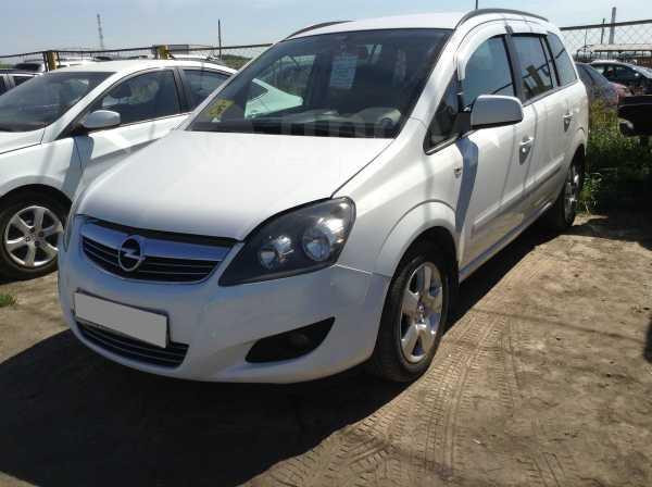 Opel Zafira, 2011 год, 529 000 руб.