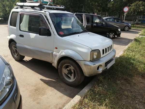 Suzuki Jimny Wide, 2000 год, 280 000 руб.