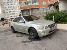 Москва Altezza 2001