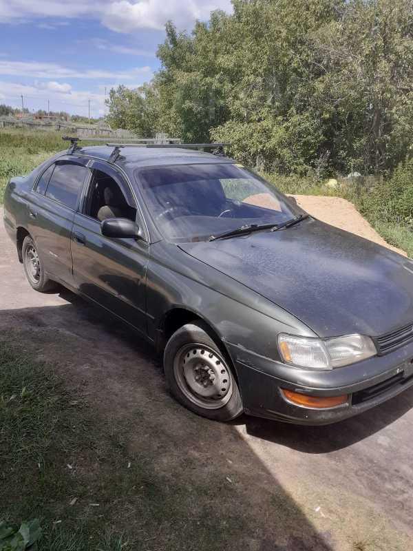 Toyota Corona, 1993 год, 105 000 руб.