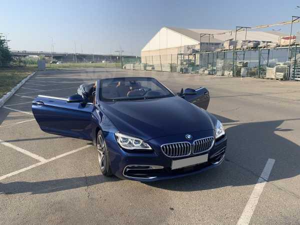 BMW 6-Series, 2016 год, 3 800 000 руб.