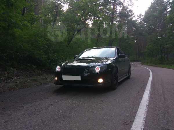 Subaru Legacy B4, 2007 год, 700 000 руб.