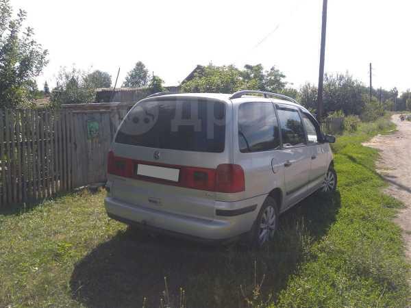 Volkswagen Sharan, 2000 год, 299 000 руб.