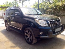 Анапа Land Cruiser Prado