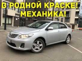 Иркутск Corolla 2011