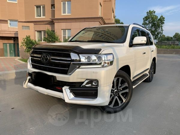 Toyota Land Cruiser, 2019 год, 6 150 000 руб.