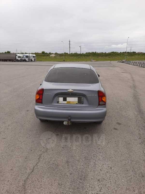 Chevrolet Lanos, 2009 год, 135 000 руб.
