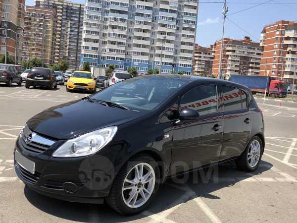 Opel Corsa, 2008 год, 355 000 руб.