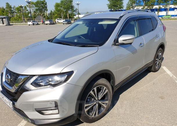 Nissan X-Trail, 2018 год, 1 690 000 руб.