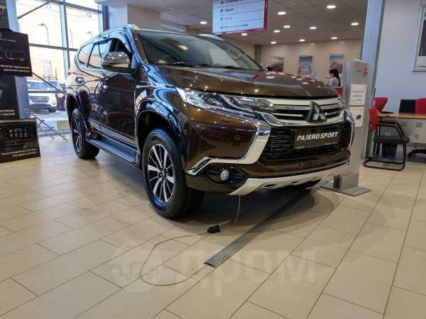 Mitsubishi Pajero Sport, 2020 год, 2 770 000 руб.