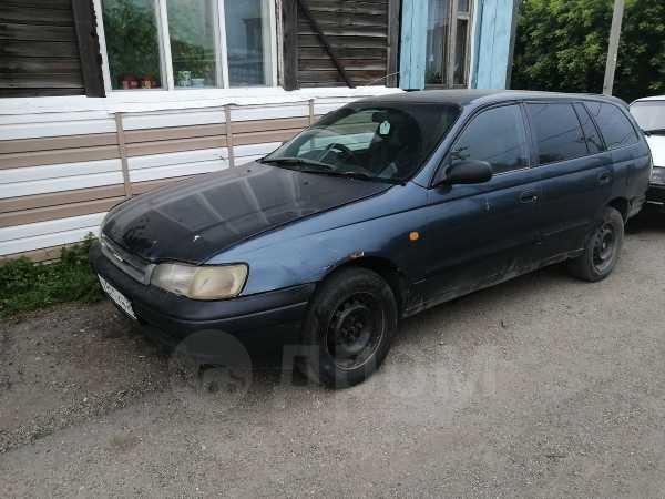 Toyota Caldina, 1996 год, 105 000 руб.