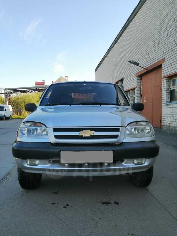 Chevrolet Niva, 2008 год, 450 000 руб.