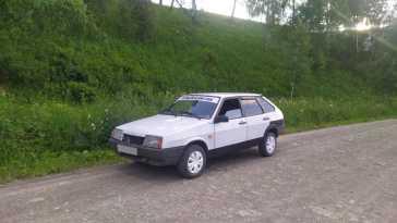 Шебалино 2109 2001