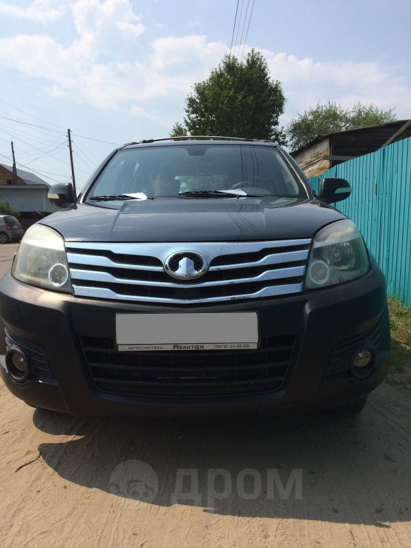 Great Wall Hover H3, 2012 год, 485 000 руб.