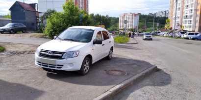 Томск Лада Гранта 2012