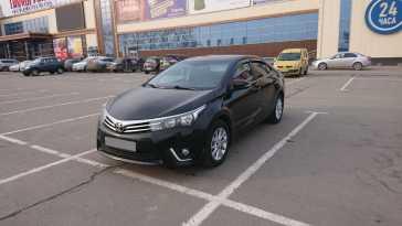 Брянск Corolla 2013