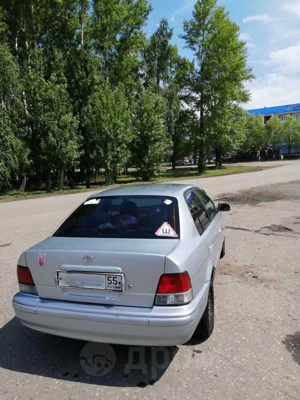 Toyota Corsa, 1998 год, 138 000 руб.