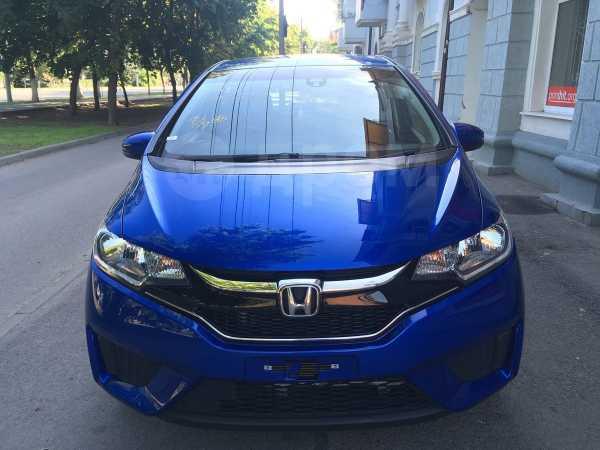 Honda Fit, 2017 год, 725 000 руб.