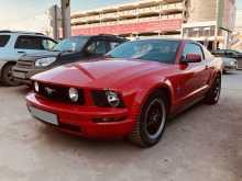 Новосибирск Mustang 2007