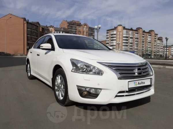 Nissan Teana, 2015 год, 1 099 000 руб.