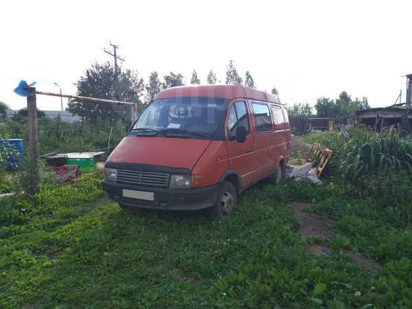 ГАЗ 2217, 1997 год, 250 000 руб.