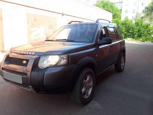 Land Rover Freelander, 2004 год, 390 000 руб.