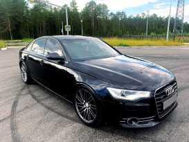 Сургут Audi A6 2013