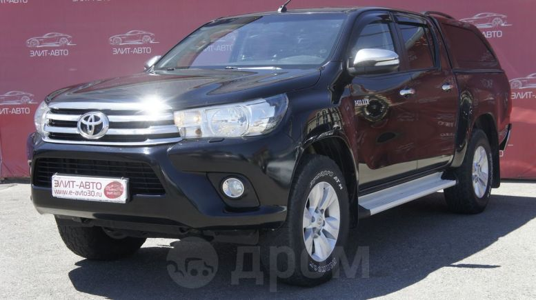Toyota Hilux Pick Up, 2015 год, 1 850 000 руб.