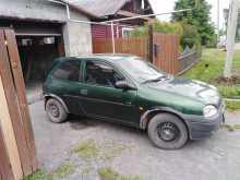 Первоуральск Corsa 1997