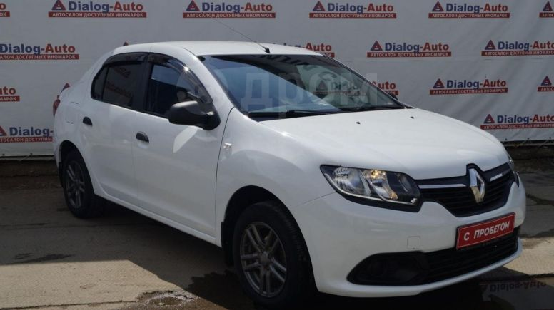 Renault Logan, 2014 год, 457 000 руб.